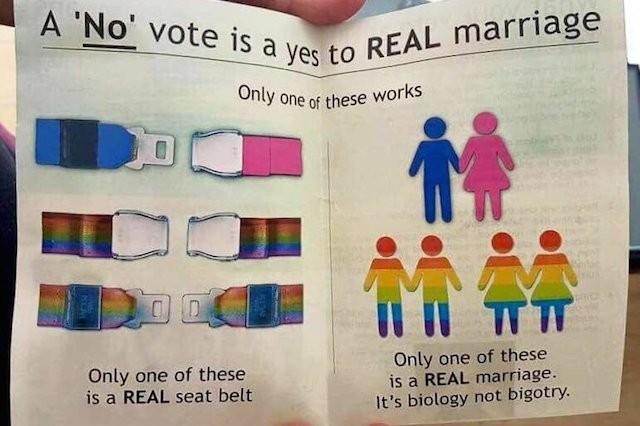 add Anti gay marriage
