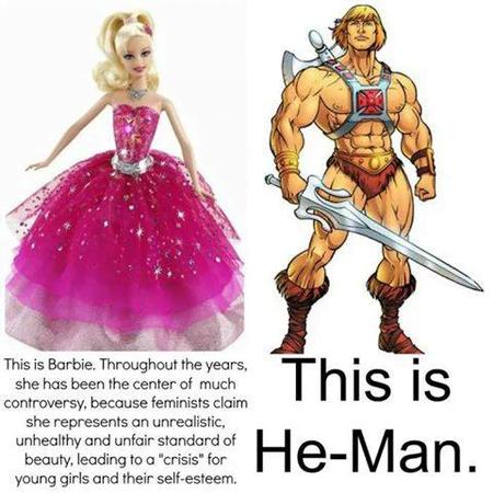 propaganda barbie