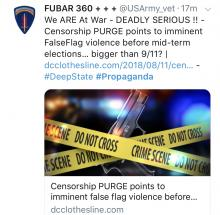 False Flag Purge