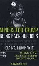 Miners for Trump