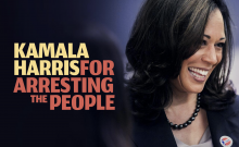 Arresting the People - Kamala Harris