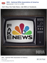 NRA and Fake News