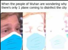 Alternative solution is a nuke to Wuhan
