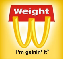 Weight: I'm Gainin' It!