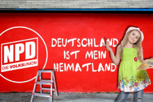 """Germany is my homeland"" Political Ad"