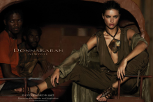 DKNY Colonialist Ad