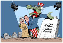 US Syria Relationship