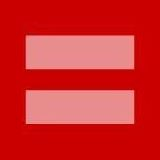 Equality Facebook Icon Graphic